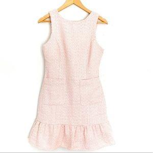 NWOT. LAUREN JAMES Tily Dress In Blush